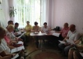 11 вересня 2019 року за участю керівника апарату відбулося засідання громадської ради при Фастівській районній державній адміністрації.