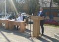 10 вересня голова КОДА Василь Володін представив нового голову Фастівської РДА Юрія Волкова.