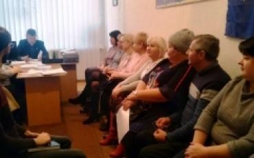 11 грудня відбулося засідання комісії з питань призначення грошової допомоги громадянам району