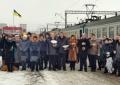 Урочисті заходи до 100-річчя Дня Соборності України