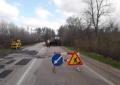 Продовжуються роботи на автомобільній дорозі Р-04 Фастів-Митниця-Обухів-Ржищів-Канів.