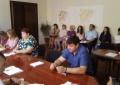 6 серпня проведено оперативну нараду з керівниками структурних підрозділів адміністрації, установ та організацій району.