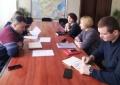 18 лютого 2020 року в.о. голови Фастівської РДА Юрій Волков, з метою вирішення питання оплати послуг за електропостачання бюджетними установами, провів нараду.
