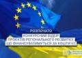 Мінрегіон розпочинає конкурсний відбір проєктів регіонального розвитку, що фінансуватимуться за кошти ЄС