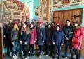 Проведено професіографічну екскурсію для школярів району
