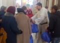 Парафіяни Фастівського костелу Воздвиження Святого Хреста надали підтримку 40 родинам Фастівського району