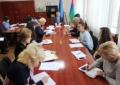 Голова Фастівської РДА В.Кравченко, 12.11.19 провів апаратну нараду з керівниками структурних підрозділів РДА, установ та організацій району.