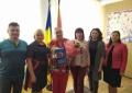 16 вересня заступник голови Фастівської райдержадміністрації Юрій Волков привітав з ювілеєм маму-виховательку прийомної сім'ї Олену Міхно.