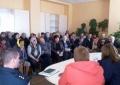 Відбулися громадські слухання з питань охорони громадського порядку в с.Малополовецьке.
