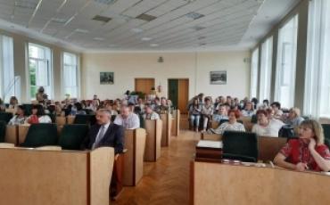 Урочистості з нагоди Дня Конституції України, Дня державної служби України та Дня молоді.