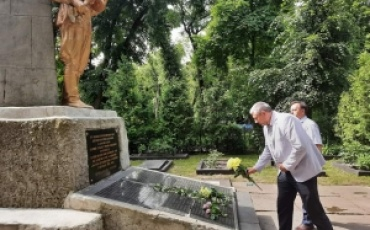 22 червня в Україні відзначається День скорботи і вшанування пам'яті жертв війни в Україні.