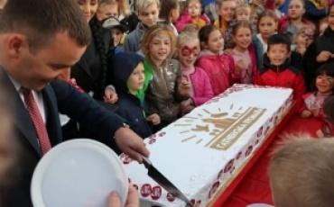 Гучно та весело Гатненська територіальна громада відсвяткувала День села.