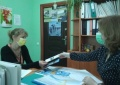 Інформація про проведення Фастівською міськрайонною філією Київського обласного центру зайнятості виїзного заходу до Кожанської громади